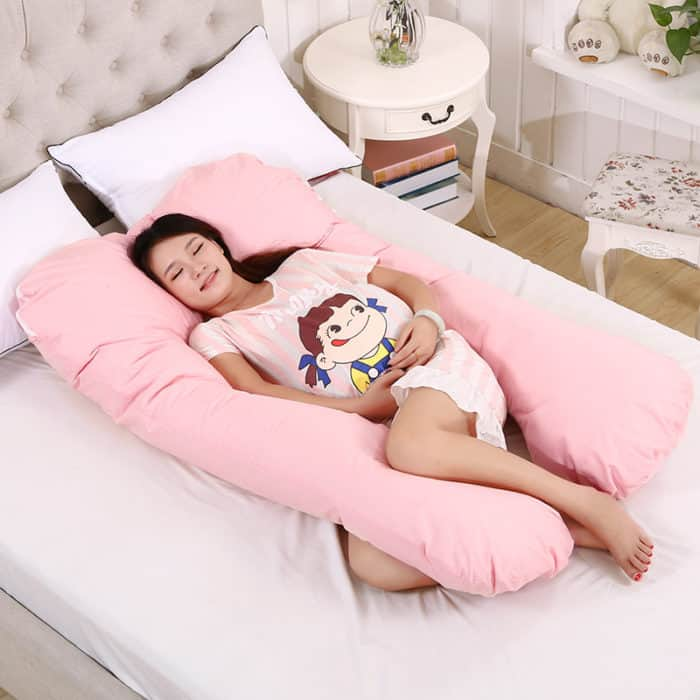Pregnancy & Body Pillow For Sleeping With Ease