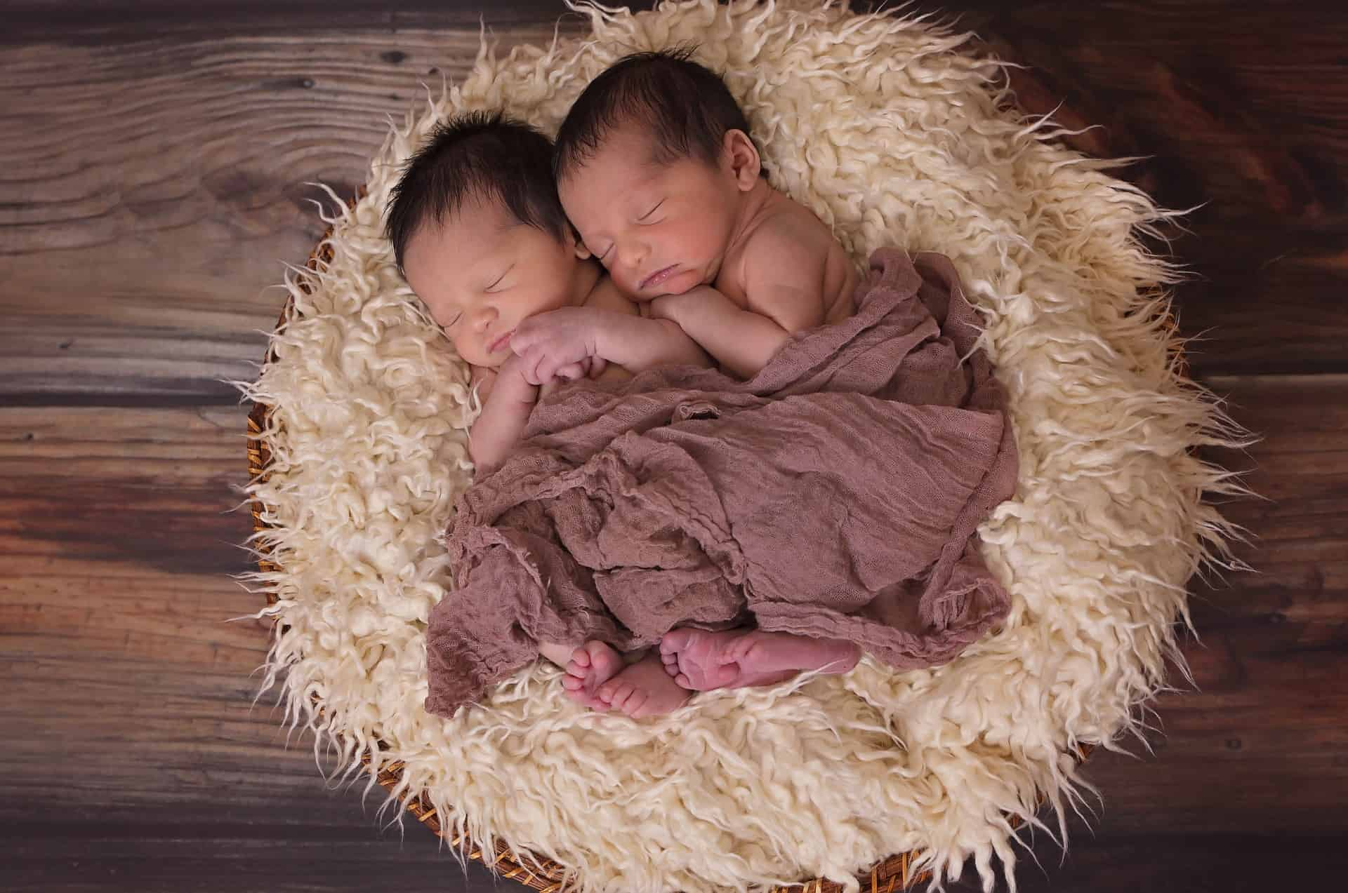 Woman Gives Birth To Twins — 11 Weeks Apart